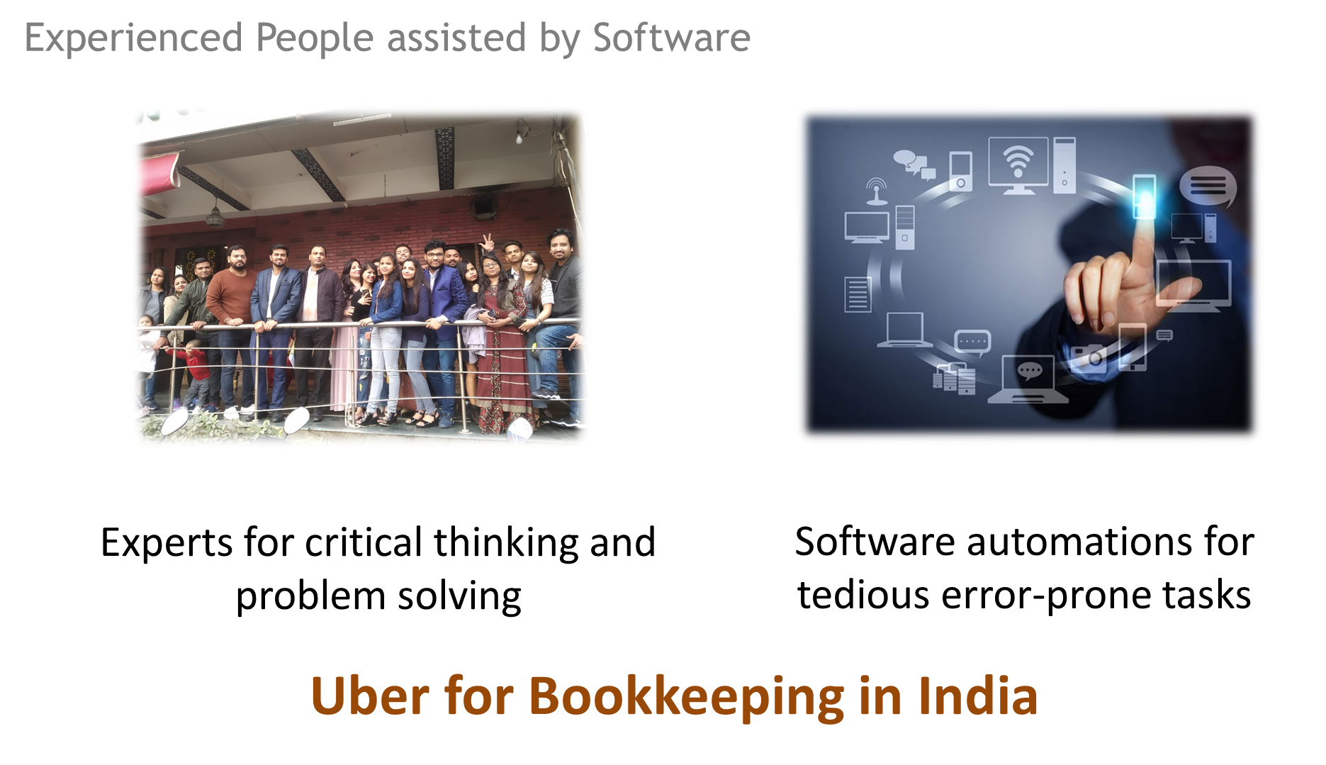 Uber for Bookkeepers in India